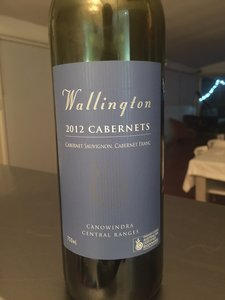 Wallington Cabernets
